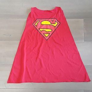 Other - Superman cape kids